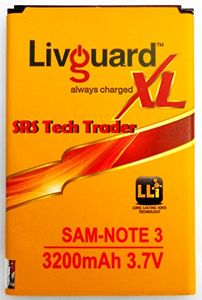 Livguard 3200mAh Battery (For Samsung Note 3) Price in India