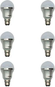 Oreva 7W LED Bulb (White, Pack of 6) Price in India