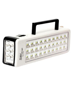 DP 7076 Rechargeable Emergency Light (With Torch) Price in India