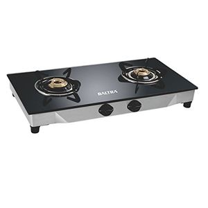 Baltra BGS-117 Cube Gas Cooktop (2 Burner) Price in India