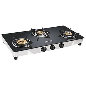 Baltra BGS-115 Cube Gas Cooktop (3 Burner) Price in India