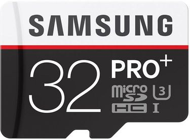 Samsung PRO Plus 32GB MicroSDHC Class 10 (95MB/s) Memory Card Price in India