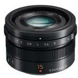 Panasonic Lumix H-X015K G Leica DG Summilux 15mm/F1.7 Lens Price in India