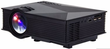 Unic UC46 Anaglyph 3D Mini LED Projector Price in India