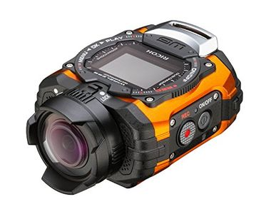 Ricoh WG-M1 Waterproof Action Video Camera Price in India