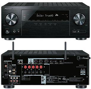Pioneer VSX-831 5.2 Channel Network AV Receiver Price in India