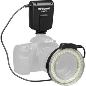 Polaroid PLMRFC Macro LED Ring Flash & Light Price in India