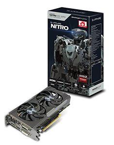 Sapphire Nitro R7 370 4GB DDR5 Graphic Card Price in India