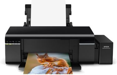 Epson L805 Colour Inkjet Printer Price in India