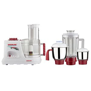 Greenline 13 in 1 Food Processor (With 3 Jars) Price in India