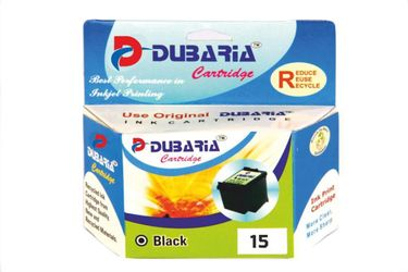 Dubaria 15 Black Ink Cartridge Price in India