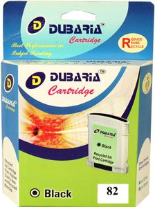 Dubaria 82 Black Ink Cartridge Price in India