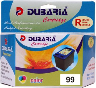 Dubaria 99 Multicolor Ink Cartridge Price in India