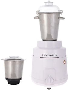 Celebration MG16-144 2 Jar 1400W Mixer Grinder Price in India