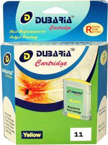 Dubaria 11 Yellow Ink Cartridge Price in India