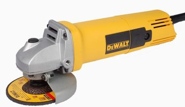 Dewalt DW801 4 inch Angle Grinder Metal Polisher Price in India