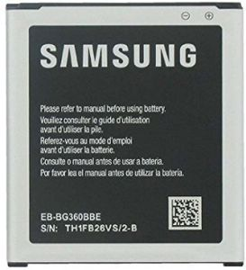 Samsung EB-BG360CBNGIN 2000mAh Battery Price in India