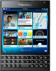 BlackBerry Passport Price in India