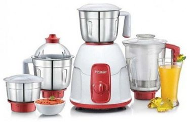 Prestige Elegant 750W Juicer Mixer Grinder (4 Jars) Price in India