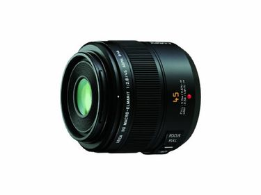 Panasonic Lumix H-ES045 45mm/F2.8 Leica DG Macro-Elmarit Lens Price in India