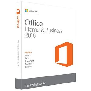 Microsoft Office Home and Business 2016 1Pc Lifetime Price in India