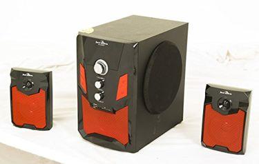 Jack Martin JM-200 2.1 Multimedia Speakers Price in India