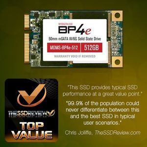 MyDigitalSSD (MDMS-BP4e-512) 480GB Internal SSD Price in India