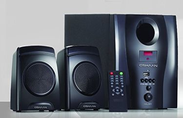 Oshaan CMPS 16 2.1 Channel Multimedia Speaker Price in India