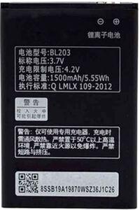Lenovo BL203 1500mAh Battery Price in India