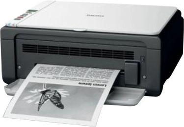 Ricoh B And W Multifunction - Aficio SP 100SU Multifunction Laser Printer Price in India