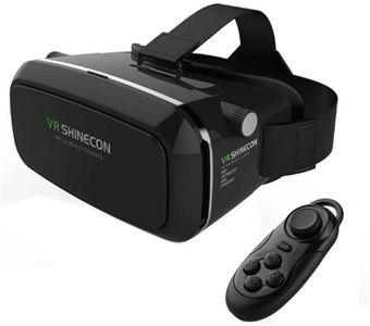 VR Shinecon G-01 3D V2.0 VR Headset Price in India
