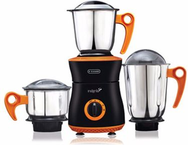 V-Guard Insignia 750W Mixer Grinder (3 Jars) Price in India