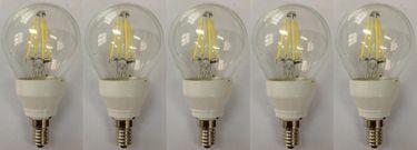 Origin 9W E14 LED Bulb (White, Pack of 5) Price in India