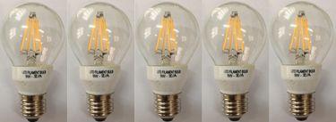 Origin 9W E27 LED Bulb (White, Pack of 5) Price in India
