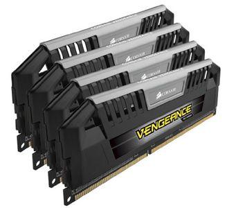Corsair Vengeance Pro (CMY32GX3M4A1600C9) 32GB (4x8GB) DDR3 Desktop Ram Price in India