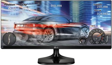 LG 25UM58-P 25-Inch Ultrawide Full HD IPS LED Monitor Price in India