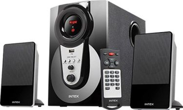 Intex IT-2490 FMU Multimedia Speakers Price in India