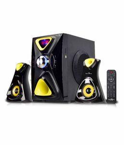 Jack Martin JM NEON X5 2.1 Multimedia Speakers Price in India