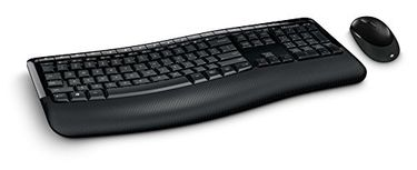 Microsoft Desktop 5000 Wireless Keyboard Price in India