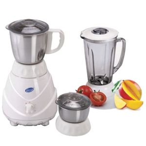 Glen GL 4022 Glass 750W 3 Jar Mixer Grinder Price in India