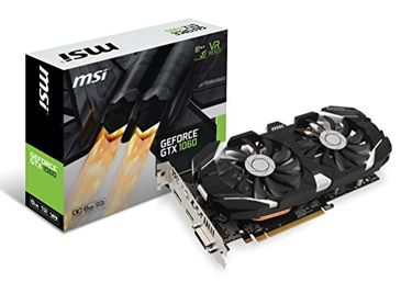 MSI GeForce GTX 1060 6GT OC 6GB GDDR5 Graphics Card Price in India