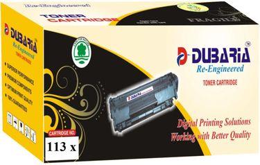 Dubaria 113 X / 2MMJP Black Toner Cartridge Price in India