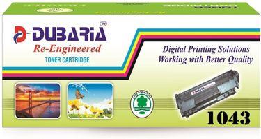 Dubaria 1043 Black Toner Cartridge Price in India