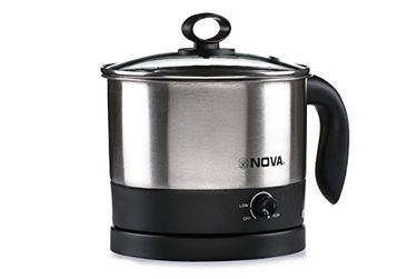 Nova KT 2729 1.2L Cordless Kettle Price in India