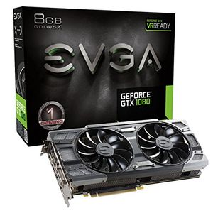EVGA GeForce GTX 1080 FTW DT GAMING ACX 3.0 (08G-P4-6284-KR) 8GB GDDR5 Graphics Card Price in India