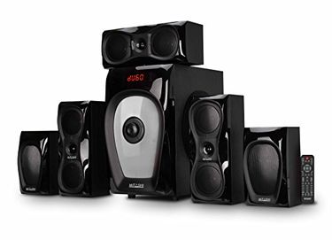 Mitashi HT-6125BT 5.1 Channel Bluetooth Home Theatre System Price in India