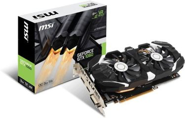 MSI GeForce GTX 1060 3GT OC 3GB GDDR5 Graphics Card Price in India