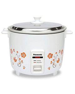 Panasonic SRWA18 H(K) 1.8L Electric Rice Cooker Price in India
