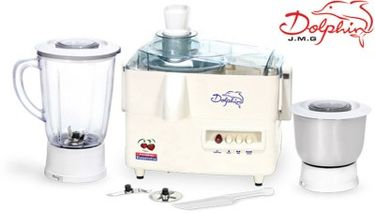 Padmini JMG Dolphin 450W Juicer Mixer Grinder Price in India