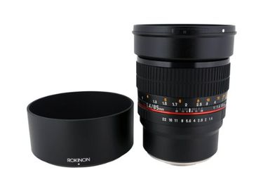 Rokinon 85M-E 85mm F1.4 Fixed Lens (For Sony E-Mount) Price in India